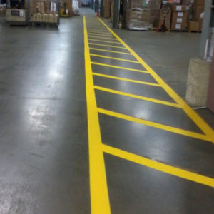 M&M Line Painting - Line Striping